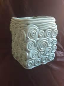 Ceramic Coil Vases