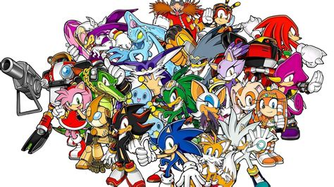 Sonic The Hedgehog Backgrounds - Wallpaper Cave