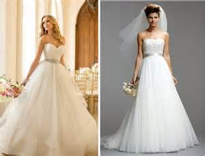 tea length wedding dress reel to real 5 inspired bridal looks and