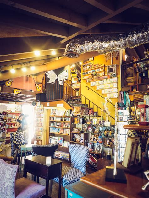 The bookworks is located in beautiful downtown pacific grove within walking distance to lover's spend an afternoon browsing our cozy bookstore and relax in our coffee shop. Upstart Crow Bookstore and Coffee House - A San Diego Gem!