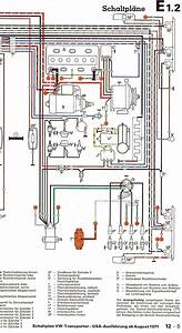 Volkswagen Transporter T3 Workshop Wiring Diagram