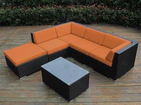 orange wicker patio furniture roselawnlutheran