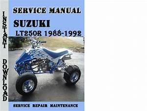 Suzuki Lt250r 1988