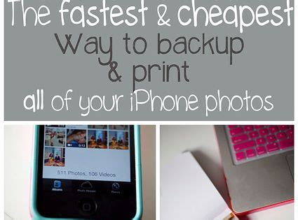 how to print something from your iphone easy and cheap way to backup print all of your iphone