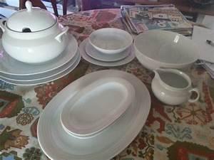 Service De Vaisselle : service de table bavaria vaisselle maison ~ Voncanada.com Idées de Décoration