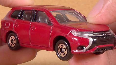 tomica mitsubishi tomica 70 mitsubishi outlander phev limited edition