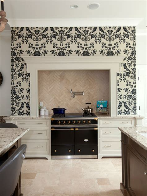 wallpaper for kitchen backsplash best wallpaper for kitchen backsplash 8137 baytownkitchen