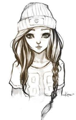 create meme tumblr girl drawing easy drawing cute