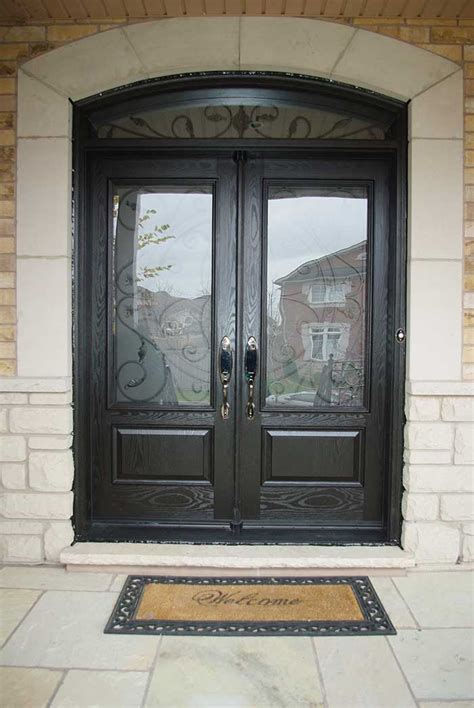 25 Interesting Ideas Of Glass Front Door  Interior Design