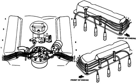Ford F 150 Distributor Diagram by What Is The Firing Order For A 1981 F150 W 302 Distributor