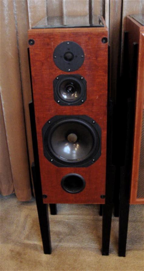 art deco custom audiophile speakers sold items