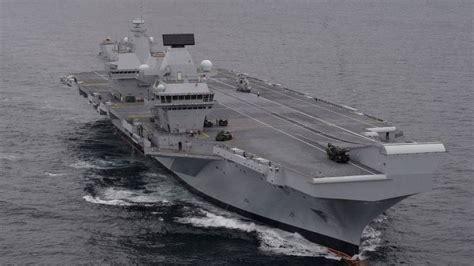 News Queen Elizabeth Hms Queen Elizabeth Arrives In Portsmouth For First Time
