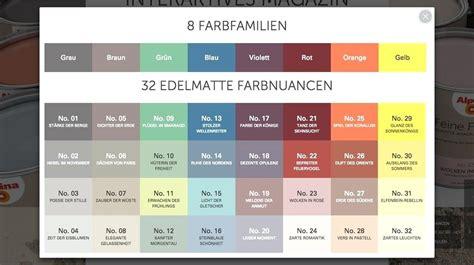 Alpina Farbe Test by Alpina Feine Farbe Alpina Feine Farben Tester Monimala Org