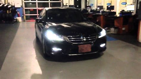 honda accord 2010 hid lights 2013 honda accord sedan ex l v6 w hid and led parking