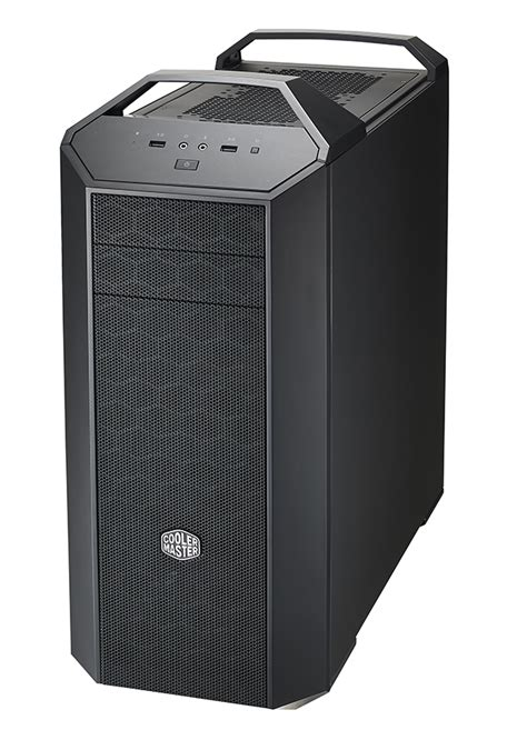 cooler master case fan cooler master mastercase 5 mid tower atx case review