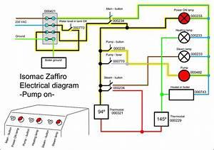 Refrigerator Electrical Diagram  Refrigerator Electrica