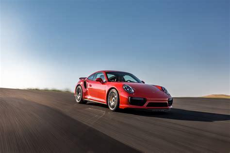 2017 Porsche 911 Turbo, Turbo S Pack Even More Power