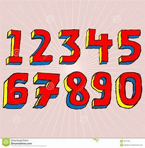 14 3d number fonts images cool number fonts 3d 3d With 3d letters and numbers