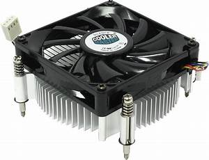 Кулер для процессора Cooler Master DP6-8E5SB-PL-GP ...