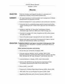 David Boone Landman Resume Revised