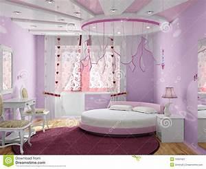 Bild Fürs Schlafzimmer : schlafzimmer f r das m dchen stockbild bild 19321921 ~ Michelbontemps.com Haus und Dekorationen