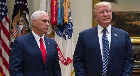 pence stands  candid trump remarks  sessions
