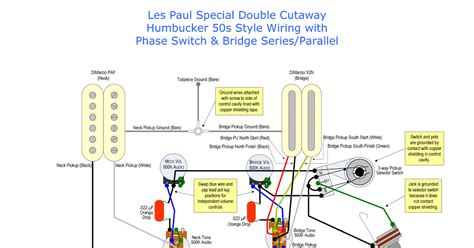 Harry Guitar Mods Controls Wiring Upgrade
