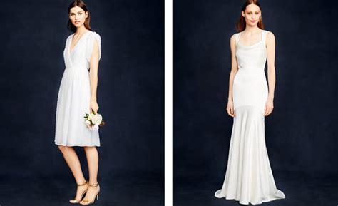 J. Crew Fall/holiday 2014 Wedding Dresses