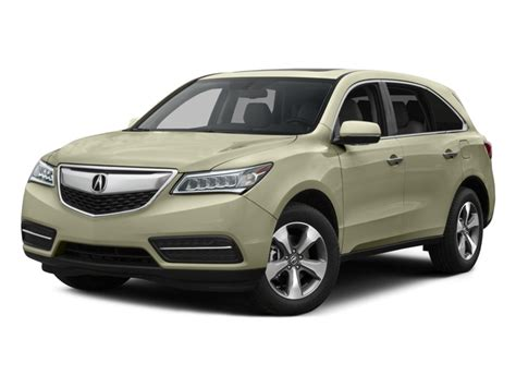 Acura Mdx Value by 2015 Acura Mdx Values Nadaguides