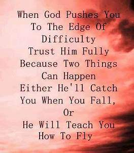 Difficulty With... God And Confidence Quotes