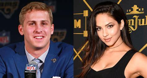 rams quarterback jared goff dating meet