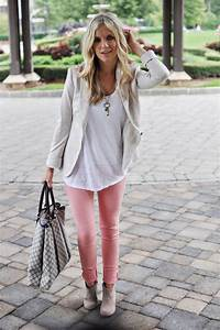 How To Wear Pink Pants For Women 2018   FashionGum.com