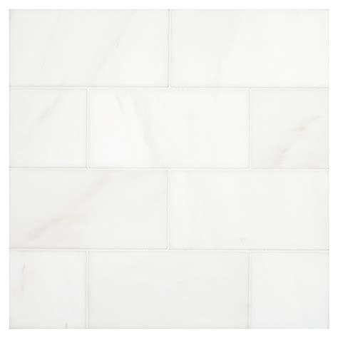 white whisp polished    natural stone marble subway