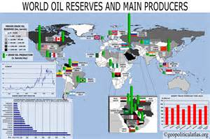 Oil Reserves Images