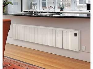 Chauffage À Inertie : chauffage electrique radiateur inertie plinthe jawotherm ~ Nature-et-papiers.com Idées de Décoration