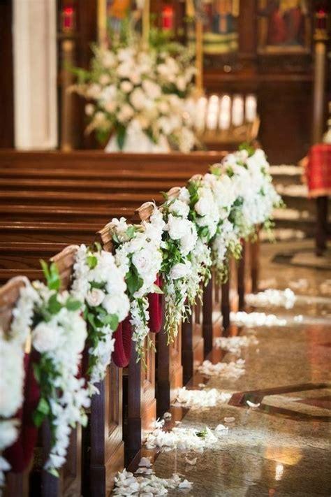 styling decorating ideas   church wedding