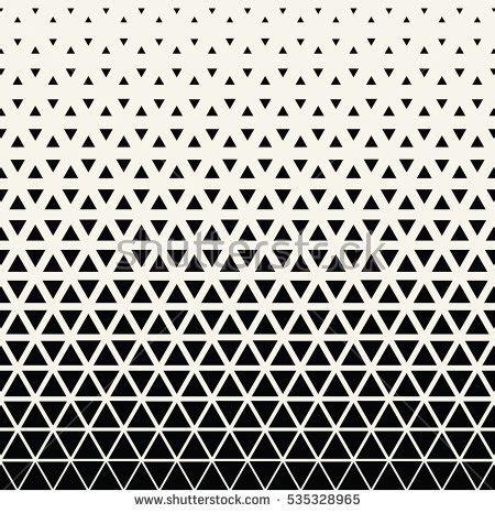 abstract geometric black white graphic design stock vector 535328965