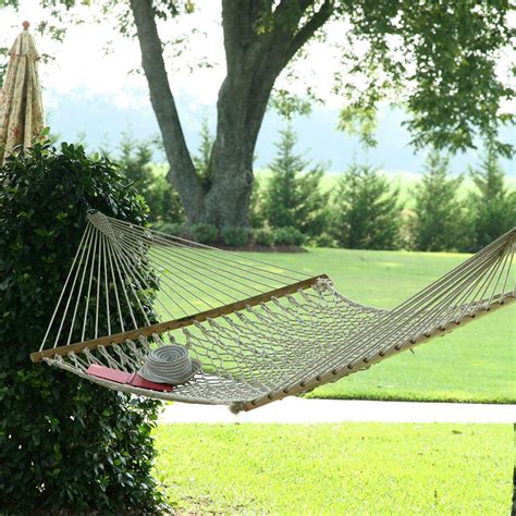 hammocks large original cotton rope hammock  sale