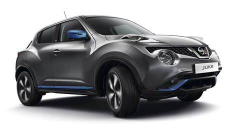 nissan juke  minor facelift priced