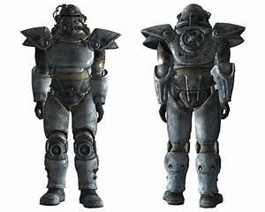 Winterized T 51b Power Armor Fallout Wiki FANDOM
