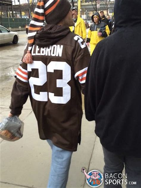 lebron james fan gear cleveland browns fan hurts so good with this lebron james