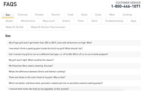 Faq Page Best Practices (w/ Ideas & Examples