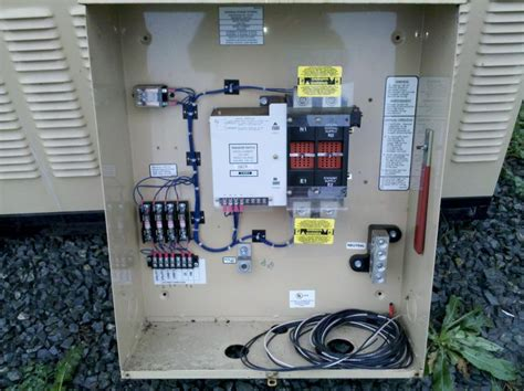 kw generac backup generator propnat gas piratexcom    road forum