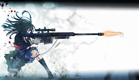 Anime Sniper Wallpaper - anime sniper wallpaper by nolan989890 on deviantart