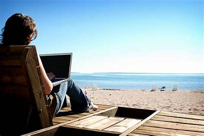 Working Summer Outdoors Tips Outside During Realistic