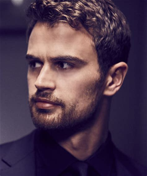 Theo James   InStyle.com