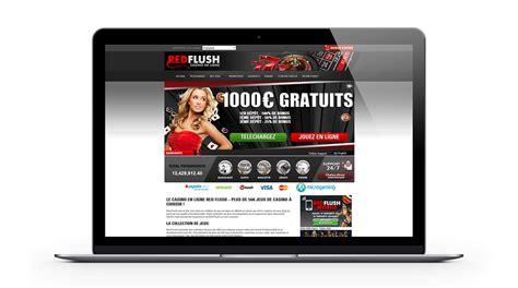Red Flush casino  1000€ Bonus Gratuit +100 Tours Gratuits