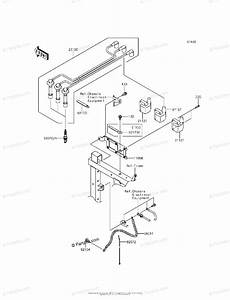 Kawasaki Side By Side 2015 Oem Parts Diagram For Ignition