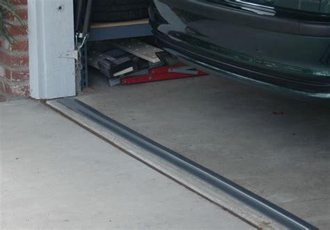 Garage Threshold by Garage Threshold Seal Smalltowndjs