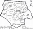 Ashe County, North Carolina - Wikipedia